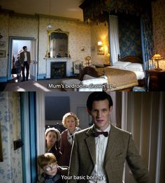 Doctor Who 2011 Christmas Special.