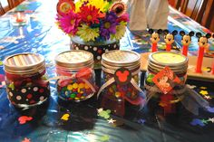 Mickey Mouse M Jars