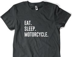 motorcycle tshirts – Etsy