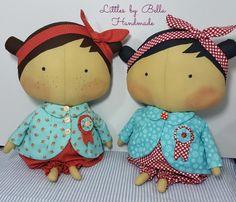 Tilda sweetheart doll tilda children Tilda toy by littlesbyBella