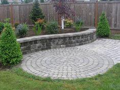 brick paver patio ideas - google search | patios | pinterest ... - Brick And Stone Patio Ideas