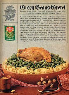 Green Beans Gretel