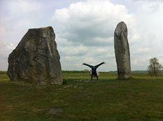 Avesbury, God and Goddess Rocks, Shiva Shakti!