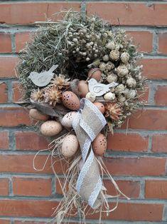 Easter Decor, Otaku, Christmas Wreaths, Holiday Decor, Spring, Creative, Home Decor, Jute, Crowns