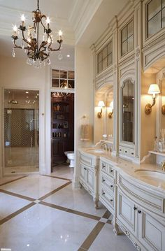 Gorgeous Bathroom...Photo Submitted By Barnard Speziale Design