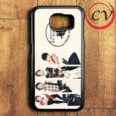 5sos Five Second Of Summers Samsung Galaxy S7 Case