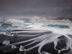 Lange sluitertijd zee fotografie