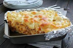 Запеканка «ленивая лазанья из макарон» — вкусно и сытно