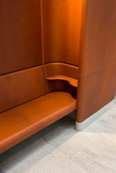 The Leathersellers 'Hall – Bill Amberg Studio - Furniture Plywood Furniture, Patio Furniture Redo, Furniture Ads, Design Furniture, Furniture Makeover, Stool Makeover, Furniture Cleaning, Design Lounge, Design Loft