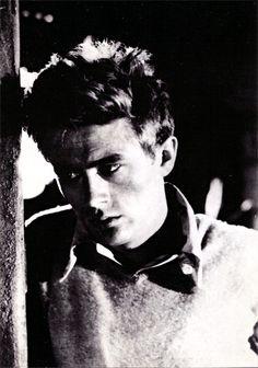 Vintage Movie Legend James Dean Postcard