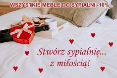 Jeśli Walentynki zamierzacie spędzić w domowym zaciszu..  zadbajcie o niepowtarzalny klimat <3  Królewskie łóżko dla Ciebie i Twojej miłości znajdziesz TU: https://decorindia.pl/pl/84-sypialnia