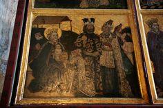 Hosszú felsőruha (Királyok imádása, Almakerék) - Hagyomány és múltidéző