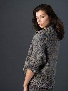 easy pattern for cute cardigan, free pattern