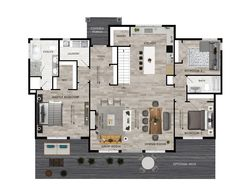 Beaver Homes and Cottages – Soleil du Midi - Home & DIY Small House Floor Plans, Cottage Floor Plans, Bungalow House Plans, Ranch House Plans, Cottage House Plans, Craftsman House Plans, Country House Plans, New House Plans, Dream House Plans