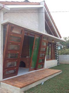 Villa ciwalen- jengki influence for facade   Contact: sketsadelik@gmail.com