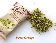 Sweet Orange: LODY PISTACJOWE Snack Recipes, Snacks, Orange, Chips, Sweet, Food, Pistachios, Snack Mix Recipes, Candy