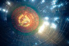 Buzludzha – RR3 #Buzludzha #cccp #urbex #urban #decay #communism #UFO