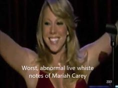 """Mariah Carey: Mariah Carey is an American R&B singer, songwriter, actress, record producer, and entrepreneur. Referred to as the """"Songbird Supreme"""" by the Gu. Vocal Range, Guinness World, Pop Singers, World Records, Mariah Carey, American Singers, Record Producer, Hate"""