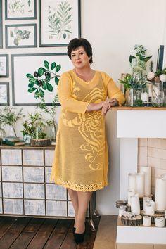 (28) Одноклассники Crochet Clothes, Plus Size, Sexy, Vintage, Dresses, Style, Fashion, Crochet Dresses, Lace