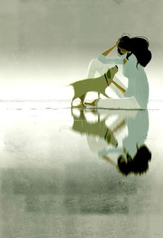Pascal Campion - It's just you and me now, sweetie. ...