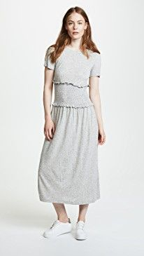 f474c1b960 Obey Gold Dust Knit Dress