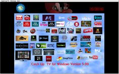 Catch Up TV Version 5.0 Only $4.99 Try it Free for 30 Days www.magictvsoftware.com