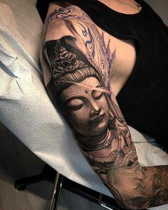 18 tatuagens orientais para se inspirar e rabiscar o 'corpitcho'