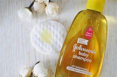 Franciele Kisel: super dica:Shampoo  johnson's baby