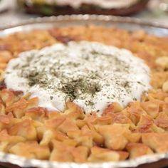 If you visit Turkey you have to try the Tava Mantısı