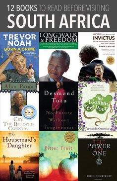 12 Books to Read Before Visiting South Africa - - 12 books about South Africa to learn about its history and culture. Including both non-fiction books and novels set in South Africa. Best Travel Books, Literary Travel, Books About Travel, Travel Literature, Travel Tips, Literature Books, Travel Articles, Budget Travel, Travel Ideas