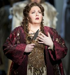Kennedy Center: Angela Meade's First Norma – Washington National Opera, March 9, 2013