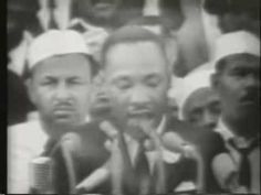 """Martin Luther King - """"I have a dream"""" ..,We are all one."""