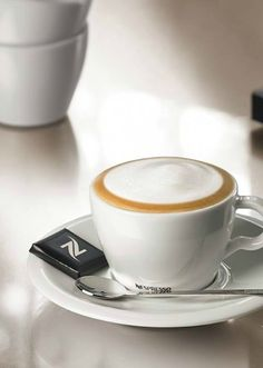 Your morning meeting, conference call and afternoon brainstorm are better when brought to you by Nespresso.