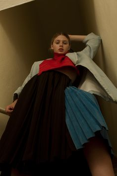 """davidgomezmaestre: """" Liliya. Los Angeles. Fall/winter 2015. """" Styling of Liliya"""