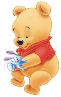 Pooh baby png