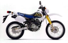 DR 350SE, 1998 I don't remember if it was a 98 or 94 but cheers to my new ENDURO :)