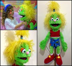 Roei's puppets