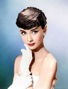 Beautiful colorized picture