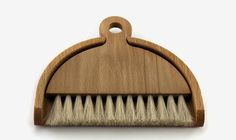 Iris Table Brush & Dustpan
