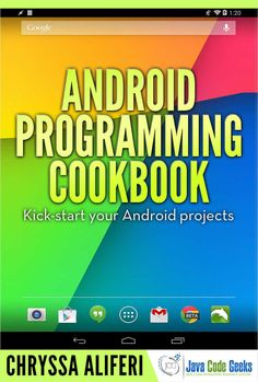 Free Android Programming Cookbook (100% discount) - SharewareOnSale