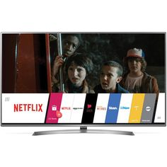 LG UJ654T 43inch 4K UHD Smart LED LCD TV $900