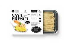 Sandro Desii | Fresh pasta (Packaging) by Lo Siento Studio, Barcelona