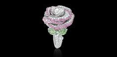 Rose Dior Bagatelle / Fine jewelry / Jewelry / Dior official website