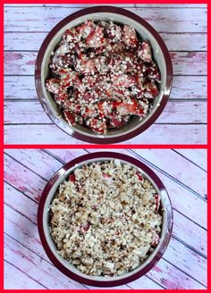 Strawberry Crisp | Recipe Girl