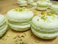 Pistachio Cream Cheese Buttercream