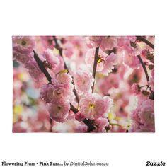 Flowering Plum - Pink Paradize Placemat