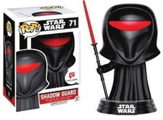 Star Wars: Shadow Guard glow-in-the-dark Pop figure by Funko, Walgreens exclusive