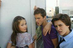 Kelli, Garrett, and Billy haha (: