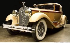 1930 Isotta Fraschini Tipo 8A Roadster - (Isotta-Fraschini, Milan, Italy 1900-1949)