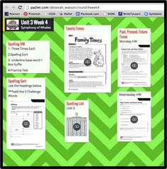 Elementary Grapevine: Using Padlet in the Classroom